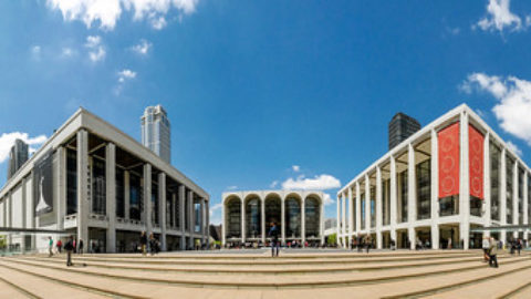 Lincoln Center for the Performing Arts NYC