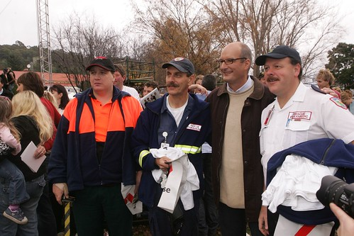Kochie and the Paramedics