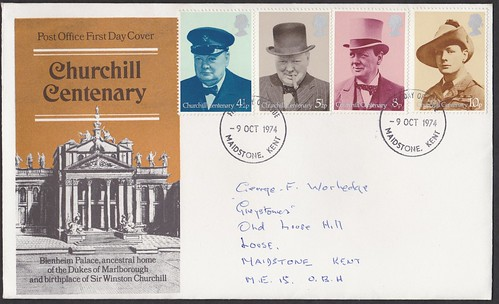 Royal Mail Post Office First Day Cover
